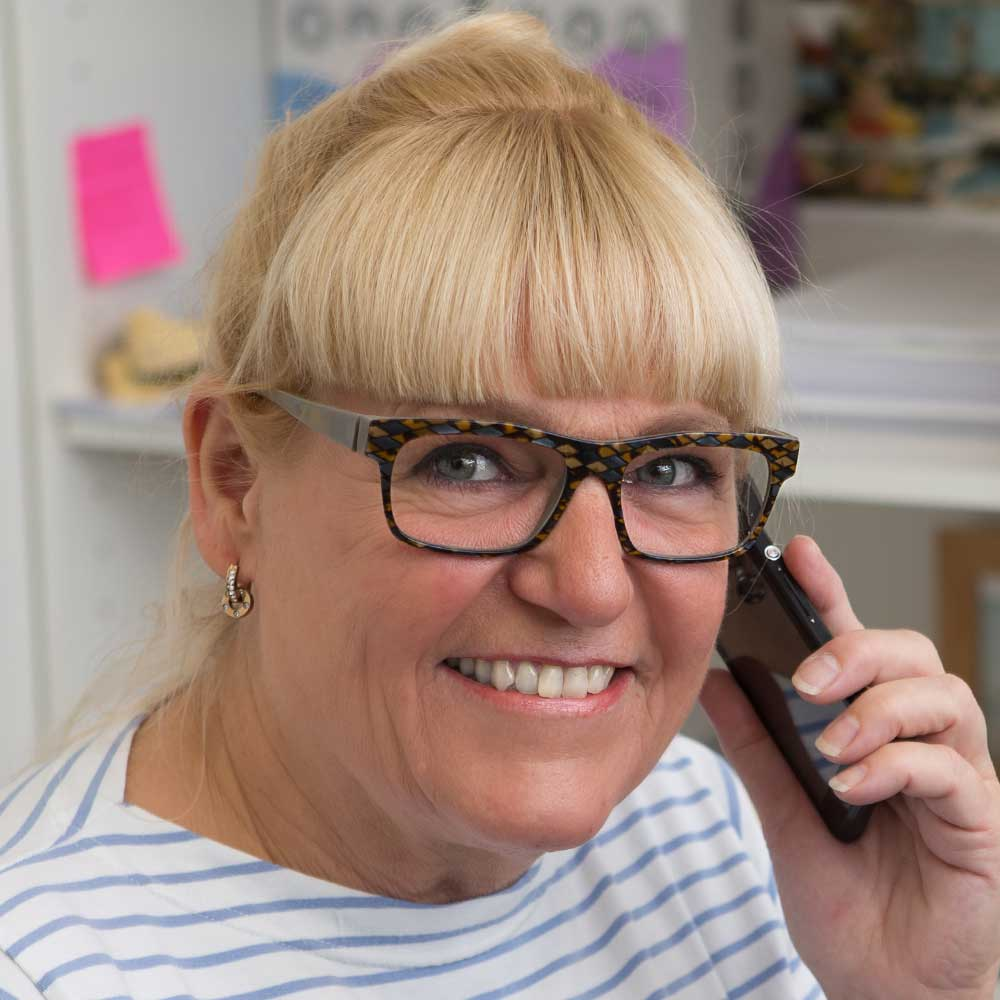 Klinisk Tandtekniker Gitte Frederiksen
